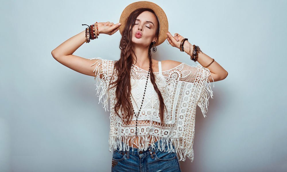 Checkout Latest Fashion Tips to Style Yourself in Bohemian Look